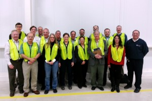 Leadership Meeting at GM Baltimore Operations