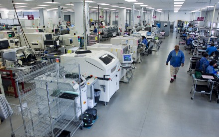 How a Maryland Electronics Contract Manufacturer Stays