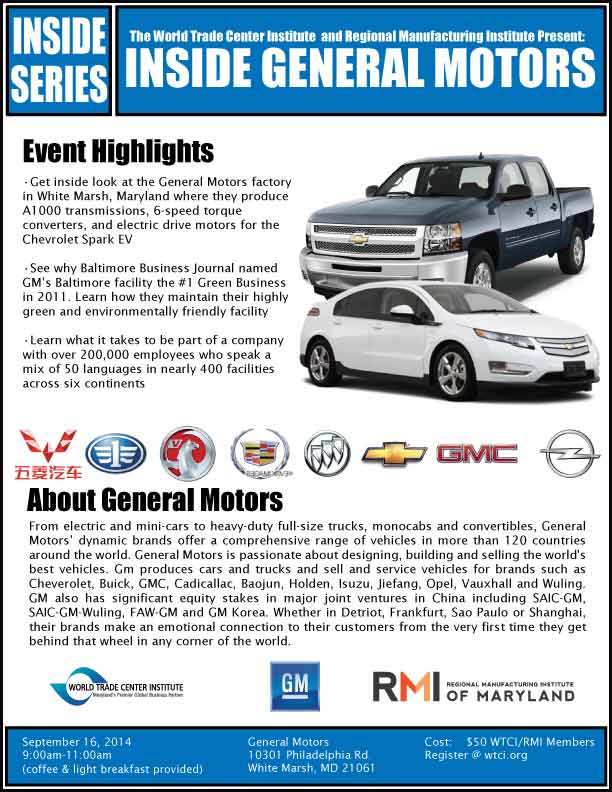 to get an inside look at general motors rmi energy solutions center. Cars Review. Best American Auto & Cars Review