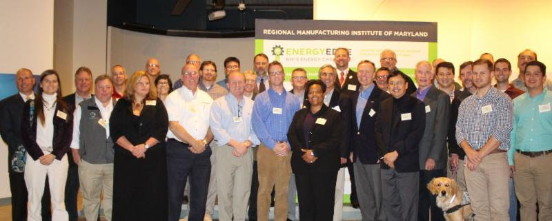About Regional Manufacturing Institute of Maryland's Energy Services