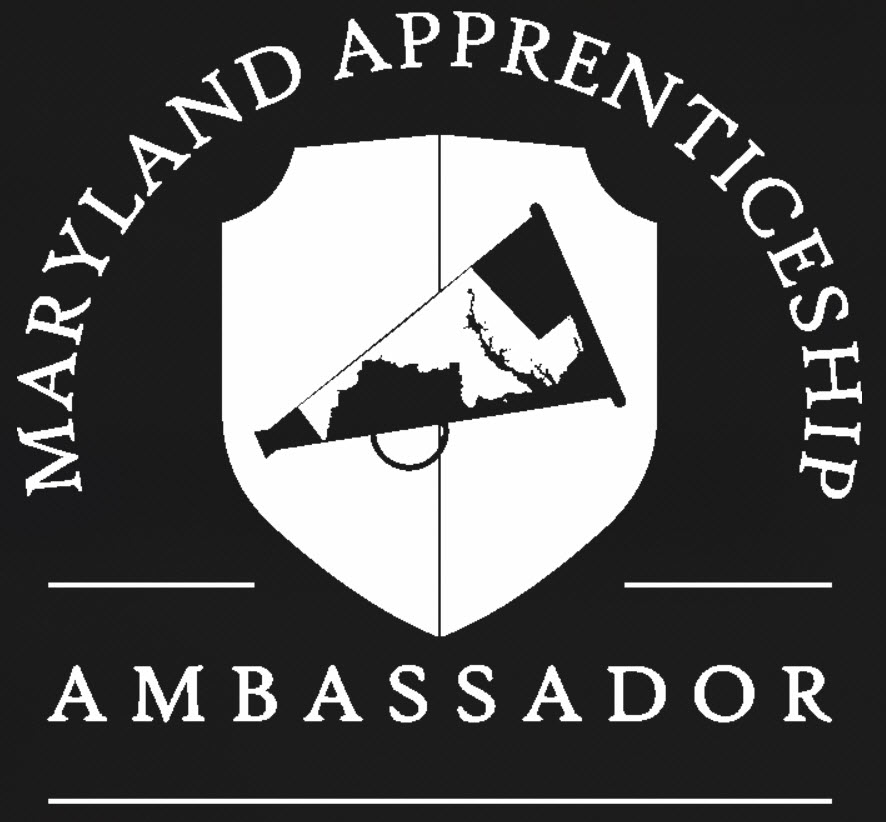 Maryland Apprenticeship Ambassador Logo