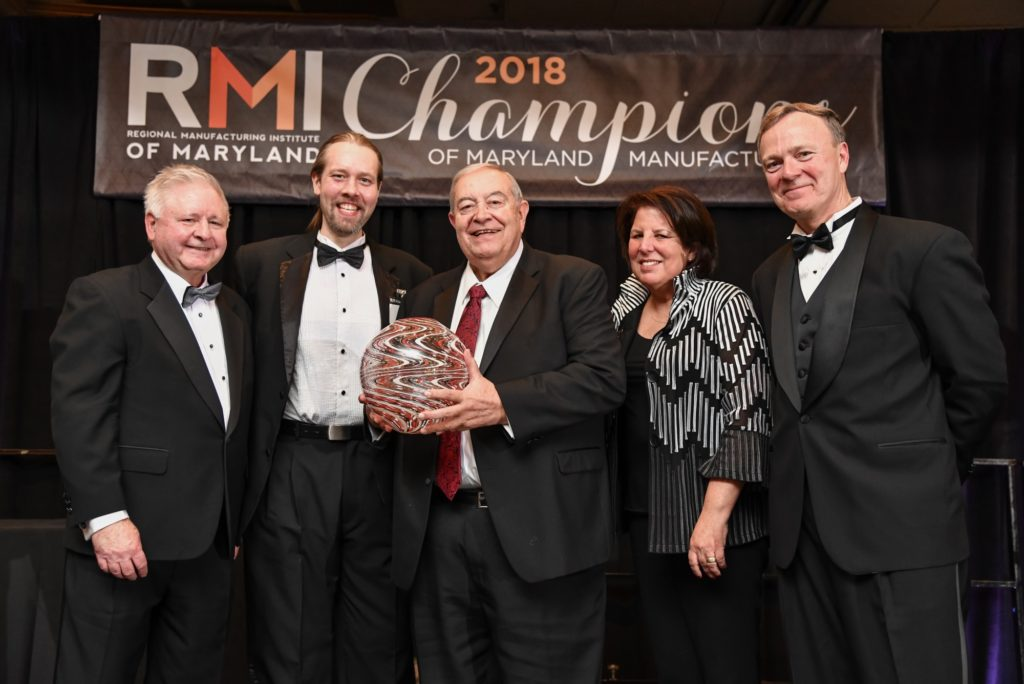 2018 Champions of Maryland Manufacturing